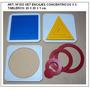 Encajes Concéntrico Rompecabeza Set X 3 Material Didactico