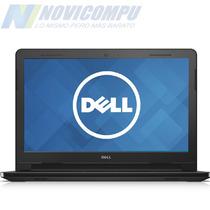 Laptop Dell Intel Quad Core+ 14 Pulgadas+ 500gb+4gb+bt