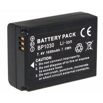 Bateria Bp-1030 P Samsung Nx200 Nx210 Nx1000 Nx300 Nx1100