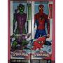 Spiderman Coleccion Original Hasbro Juguete Muñeco Figura