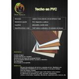 Techo Cielorazo Pvc+perimetral Envio Todo Colombia