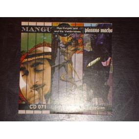 Mangu - Illya Kuriaki - Platano Macho - Cd Promocional