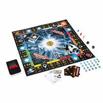 Jogo Banco Monopoly Ultimate - Eletrônico Hasbro B6677