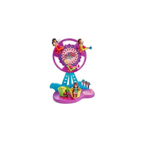 Polly Pocket Conjunto Parque Roda Gigante - Mattel