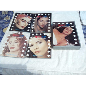 Libro Make Up Magia Del Maquillaje, Esther Diñeiro(4 Libros)
