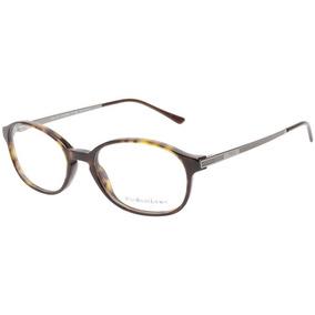 Lentes Oftalmicos Ralph Lauren Polo 2084 5003 Silver Tortois