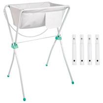 Banheira Para Bebê Plastico Flexivel Lenox Fresh