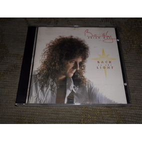 Cd Brian May Back To The Light ... Queen