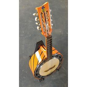 Banjo Luthier Modelo Emerson Brasa