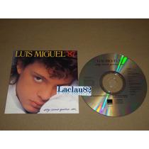 Luis Miguel Soy Como Quiero Ser 1987 Wea Cd