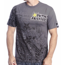 Franela Metal Mulisha Original Talla M