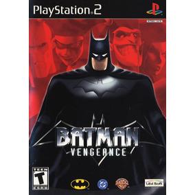 Batman Ps2 Coleção 4 Jogos - Play 2