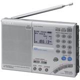 Radio Sony Multibanda Icf-sw7600gr 12bandas Con 100emisoras