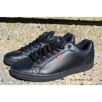 Zapatillas Levis Originales Negras