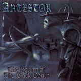 Antestor - The Return Of The Black Death (cd Ultra Raro)