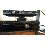 Xbox 360 Más De 40 Juegos,kinet Y Una Cuenta Xbox Live 10 M