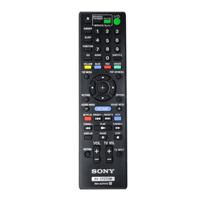 Control Remoto Home Theater Blu-ray Dvd Sony Rm-adp072 Pue