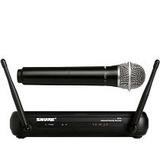 Microfono Inalambrico Mano Shure 58 Uhf Svx24/pg58-p12 Sm58