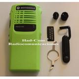 Vendo Carcasa Verde Limon (kit Cosmetico) Motorola Pro5150