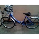 Bicicleta A 26 Aluminio 6 Marchas Farol Orbita.2 Retro