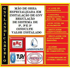 Gnvlandi Instalação De Gnv Gas Natural Veicular