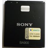 Bateria Sony Ba900 P/ Celular Xperia L Xperia M C1904 J L E1