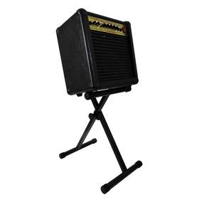 Suporte Pedestal De Caixa Para Amplificador Retorno Boxer