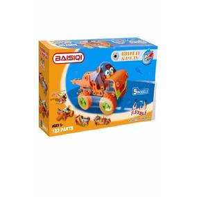 Mecano Flexible Juguete De Construcción, Paquete De 3 Juegos