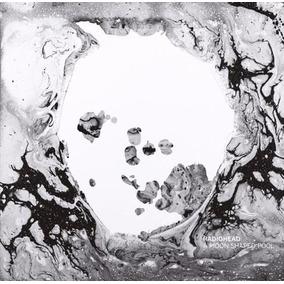 Cd Radiohead - A Moon Shaped Pool (2016) Lacrado - Nacional