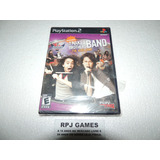 Naked Brothers Band Original Lacrada P/ Ps2 - Frete 10