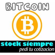 Bitcoin 0,01 Stock Inmediato. Compra Seguro.