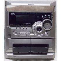 Micro System Toshiba Ms 6526cd - Peças (2100)