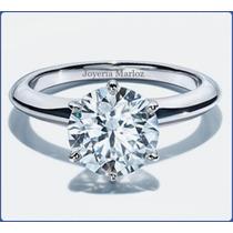 Anillo Compromiso Diamante 1.50ct Corte Redondo 18kt -50%