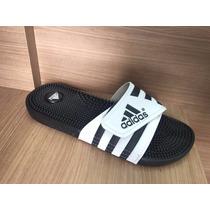 Chinela Chinelo Adidas Adissage Original Sandália Várias Cor