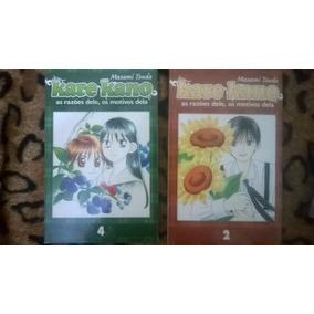 Manga Kare Kano - Volumes 2 E 4
