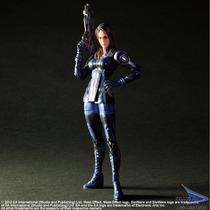 Ashley Williams Mass Effect 3 Play Arts Kai En Stock