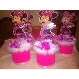 Decoracion Fiesta Infantil Minnie Mouse