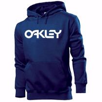 Blusa De Frio Moleton Oakley -o Melhor -promoção !!!