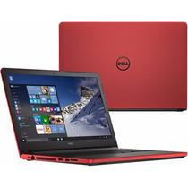Notebook Dell Inspirion 1tb 15.6 4gb Ram 1.8ghz Quad-core