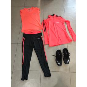 Set Deportivo Wilson Pans Playera Sudadera Gris Naranja Neon