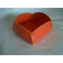 Panera Con Diseño Cuerina/ecocuero Varios Tamaños Y Colores