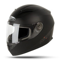 Casco Nitro Integral Mod.n2100 Negro Mate En Freeway Motos!