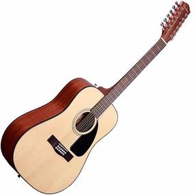 Fender Cd-100-12 Nat V2 12 Cuerdas Guitarra Acústica