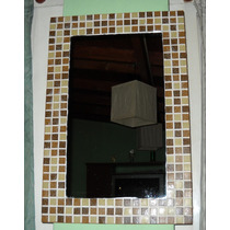 Espejos Marco Venecitas 50x40