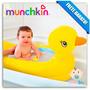 Banheira Inflável Bebê Banho Termômetro Ofurô Berço Munchkin