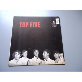 Top Five Compacto Vinil 1966 Tony & Frankye Promo Vinil Novo