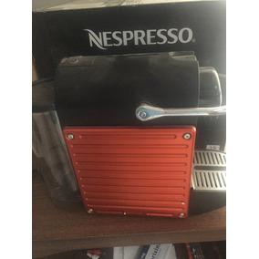 Cafetera Nesstle Pixie Roja Nueva, Destapada En Navidad