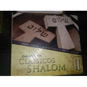 Cd Clássicos Shalom