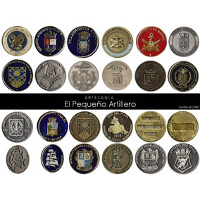 Moneda De Intercambio Armada Argentina