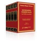 Sociedades Comerciales. Ley 19.550 Comentada Vitolo (rc)